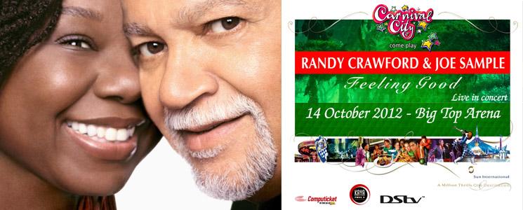 Randy Crawford and Joe Sample Live at Carnival City