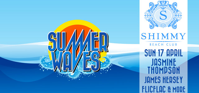 Jasmine Thompson, FlicFlac and James Hersey To Headline SummerWaves In Cape Town On Sunday 17 April