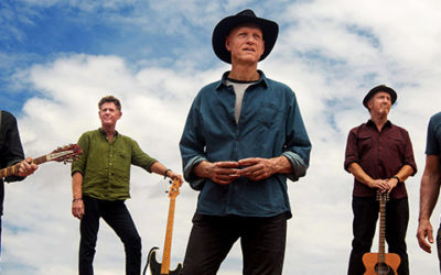 MIDNIGHT OIL Live In South Africa For One Show Only